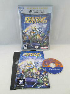 Nintendo Gamecube - Starfox / Star Fox Adventures