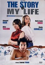 BRAND NEW DVD // The Story Of My Life // EDOUARD BAER, ALICE TAGLIONI,