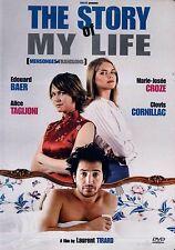 BRAND NEW DVD // The Story Of My Life // EDOUARD BAER, ALICE TAGLIONI,