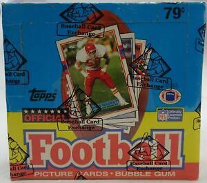 1989 Topps Football Cello Box (BBCE)