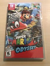 Brand New Super Mario Odyssey - Nintendo Switch Game
