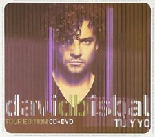 David Bisbal - Tu y Yo Tour Edition [New CD] Argentina - Import