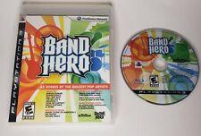 Band Hero (Sony PlayStation 3 PS3)