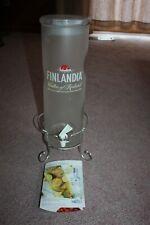 New listing Finlandia Vodka 5 Liter Infusion Jar - Rare Promotional Item - New
