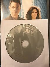 CSI: NY – Season 6, Disc 1 REPLACEMENT DISC (not full season)