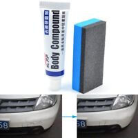 Car Body Grinding Compound Paste Set Scratch Paint Care Auto Polishing cleaning