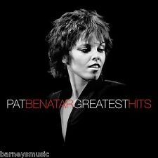 PAT BENATAR ( NEW SEALED CD ) GREATEST HITS / THE VERY BEST OF