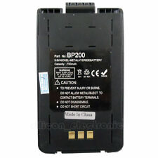9.6V BP-200H BP-200XL Battery For ICOM IC-A23 IC-A5 IC-T8 IC-T81 Two Way Radio