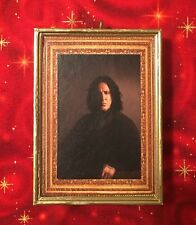 Harry Potter Severus Snape Christmas Ornament Custom Handmade Gift Present.