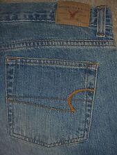 AMERICAN EAGLE Favorite Flare Denim Jeans Womens Size 10 Petite x 29.5