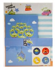 Disney Toy Story Alin Letter Envelopes Staionery Paper Set Cute Design