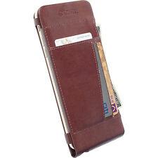 Krusell Kalmar iPhone 6 Plus Leather WalletCase 76039