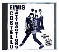 ELVIS COSTELLO & THE ATTRACTIONS, LIVE at Winterland in 1978, on CD