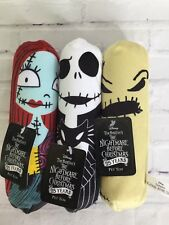 Disney The Nightmare Before Christmas Dog Puppy Toy Lot Jack Sally Oogie Boogie