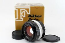 Nikon NIKKOR-S.C Auto 50mm f/1.4 Non Ai Lens From Japan [Exc+++++]