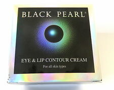 30 ml 1.01 Oz BLACK PEARL EYE $ LIP CONTOUR CREAM DEAD SEA MINERALS SEA OF SPA