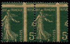 Lot N°4541a France Variété N°137 en paire avec piquage à cheval Neuf ** LUXE