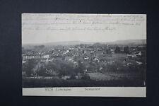 Antike Ansichtskarte Feldpost Wich Lothringen