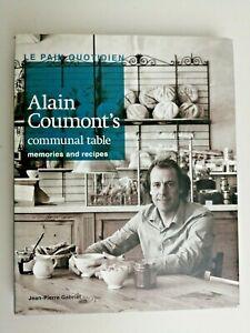 Le Pain Quotidien - Alain Coumont's Communal Table - by Jean-Pierre Gabriel