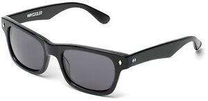 Tres Noir Optics 1429 Waycooler Medium-Small Fit Sunglasses Horn Rim Rockabilly