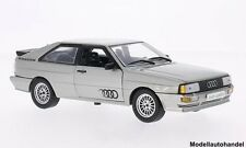 Audi Quattro silber 1986 - 1:24 WhiteBox