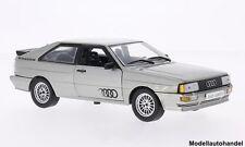 Audi Quattro silber 1986 - 1:24 WhiteBox