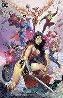 JUSTICE LEAGUE | DC Comics | SELECT OPT | CVR A/B 32 33 34 35 36 37