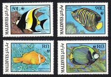 Fish Maldivian Stamps (1965-Now)