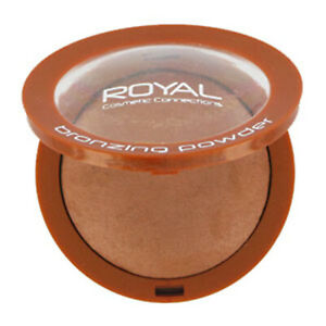 Royal Baked Bronzer Bronzing Compact Pressed Powder Sunkissed Bronze, 12.5g
