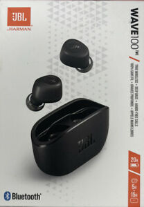 Brand New Factory Sealed, JBL Wave 100 TWS , True Wireless Headphones