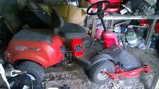 mountfield ride on mower