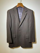 J. Press Hickey Freeman Pressidental Tweed Sack Jacket