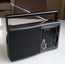 Antik Grundig Prima Boy 75K Kofferradio-Transistorradio Bj.1988