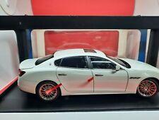 Maserati Quattroporte  Diecast 1:18