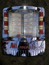 Ami Wq-200 Jukebox Wall Box - Nice Original Condition & Complete, But Untested