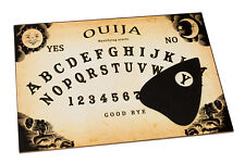 Classic Wooden Ouija Board game & Planchette with Instruction. Spirit hunt Ghost