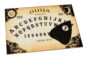 Wooden Ouija Board adlut game & Planchette with Instruction. Spirit hunt Ghost