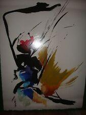 """MIOTTE """"ABSTRACTION"""" - Gravure sur cuivre, eau forte et aquateinte. 66x50 cm -"""