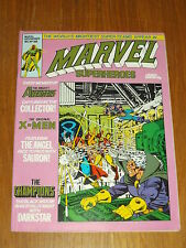 MIGHTY WORLD OF MARVEL SUPERHEROES #368 1980 DECEMBER BRITISH MONTHLY AVENGERS