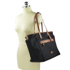 Coach Sawyer Baby Diaper Laptop Bag Style 37758 Black & Brown Trim NEW!