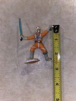"""Hasbro Mini Figure LUKE SKYWALKER X-Wing Pilot HOTH STAR WARS 2006 2.5"""" Scale"""