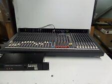 Spirit 8 Soundboard 24 Pro Audio Mixer w/ Power Supply