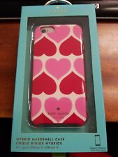 iPhone 6 / 6S Kate Spade Pink Hearts