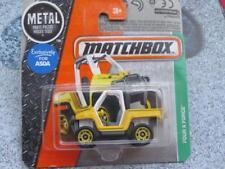 Matchbox 2016 # 097/125 Four X Force Amarillo MBX Explorer Case G NUEVO