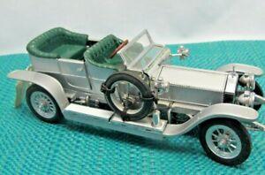 Franklin Mint 1907 Rolls Royce Silver Ghost 1/24 - (3023)