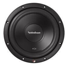 Rockford Fosgate 10 Inch Prime Dual 500 Watt Car Audio Power Subwoofer R2D4-10