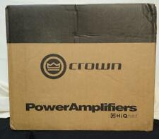 Crown CDi6000 2-Channel Power Amplifier NEW