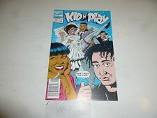 KID N PLAY Comic - Vol 1 - No 8 - Date 09/1992 - Marvel Comics