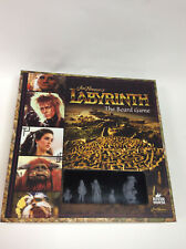 River Horse The Labyrinth Board Game 2017 Edition *missing 1 card*