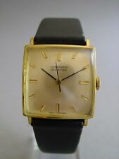 Junghans Armbanduhren mit Armband aus echtem Leder für Herren